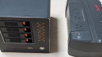 折腾才舒服 篇九:给 NAS 保镖换心脏:后备式不间断电源 UPS APC 650更换蓄电池