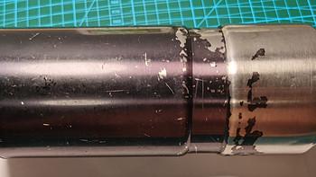 膳魔师(Thermos)水杯——正经战损版帝王系列SK-4000水杯晒单留念