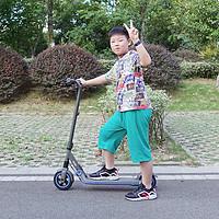 滑板少年,炫酷上街,Ninebot E10 電動滑板車體驗