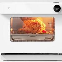 小米米家智能蒸烤箱上线众筹:蒸烤烘炸炖一机多用