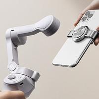 一块磁铁拯救手机云台,大疆手机云台 DJI OM 4 正式发布
