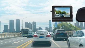 70迈4K智能行车记录仪上架有品预约,搭索尼IMX415传感器、4K超高清、标配电子狗