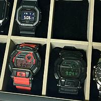 百元手表带出大腕范儿,恐怕也只有卡西欧了