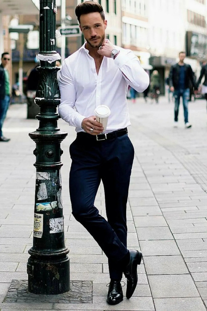 男士衬衫选购攻略:衬衫越得体,气质越硬气!是不是这个理?
