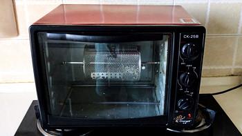 初玩手冲:电烤箱加转笼烘焙咖啡豆
