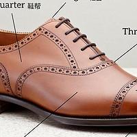 科普:史上最全男士皮鞋介绍!