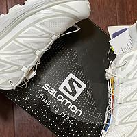 纯白的越野跑鞋——Salomon S-LAB XT6