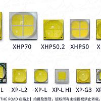 手电筒LED排行榜,哪款手电筒值得买推荐?L2、T6、P50、P70、P90是什么?CREE等级