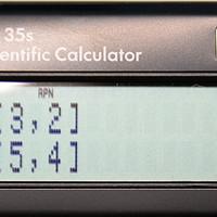 冷门计算器:惠普HP 35s科学计算器