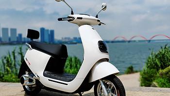 我的第五辆电动车:雅迪冠能M8骑行体验