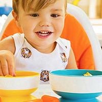 吸盘碗、保温碗、吸管碗……婴儿加辅食到底选哪种碗?