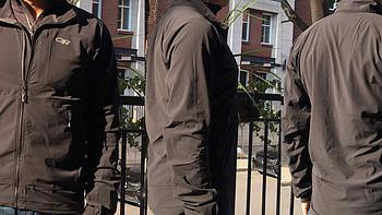户外系列 篇九:软壳Outdoor Research 弗莱溪 Ferrosi 夹克 - 轻薄软壳新标杆