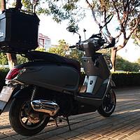 摩托车改装 篇二:逐渐升温的摩托车 之附件 - 尾箱 使用感受