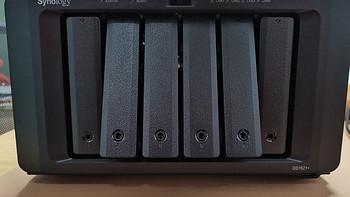 首发群晖 DS1621+ 开箱!个人使用第一台NAS