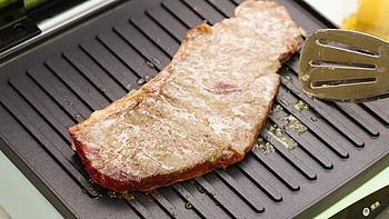 品质生活 篇五:变身米胖子厨师,无言家用多功能牛排机评测