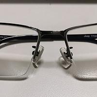 可能没有踩雷的网上配镜经历,JEEP镜架+蔡司新清锐钻立方镜片