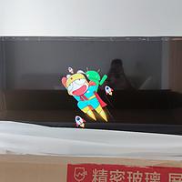 小米大师电视82寸4K版开箱试机