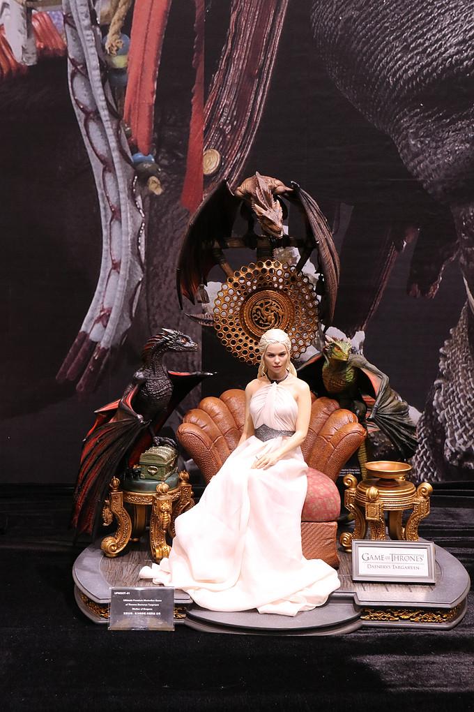 玩模总动员:日本雕像大厂 Prime 1 Studio 参展WF2020上海