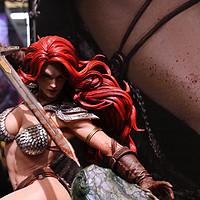 玩模总动员:Queen Studios工作室 WF2020展区新品众多