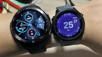 荣耀GS PRO的GPS定位,对比佳明245、荣耀手表2和手机