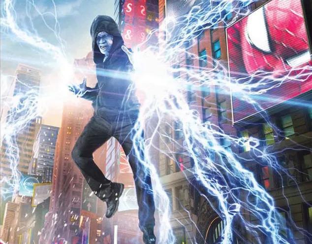 电光人确认加盟《蜘蛛侠3》,或将以钢铁侠员工身份现身