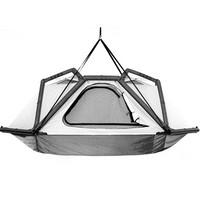 这款充气悬挂式帐篷,带你感受一种前所未有的露营体验