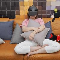 有生态才是真观影神器,爱奇艺奇遇2S VR一体机 胶片灰 全方位体验