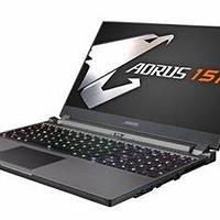 技嘉发布新款AORUS 15P游戏本,兼顾轻薄和体积,240Hz高刷屏