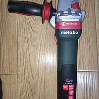 开箱晒物 篇二:METABO麦太保WBA12 125伪开箱外加轻度拆解测评