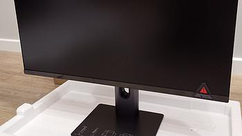 小米24.5 144hz 电竞高清显示器 简单上手评测