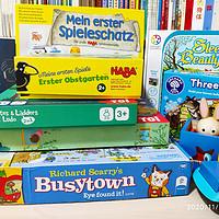陪玩篇 篇一:家有2-5岁小朋友,哪些桌游值得买?请看这份3年陪玩清单和心得总结