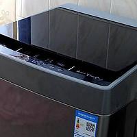 定位入门不足千元 简评五口之家都能用云米智能波轮洗衣机(8KG)