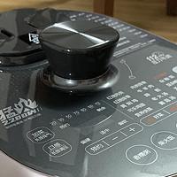 苏泊尔顶级压力电饭煲SY-50HC8Q简易开箱及试用