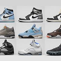明年应该冲什么?2021部分AIR JORDAN球鞋发售前瞻