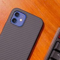 防摔防刮防水一步到位:Evutec凯夫拉iPhone12手机壳体验分享附优缺点
