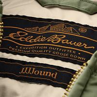 街潮顶流和值友的选择是一样的:EDDIE BAUER羽绒服