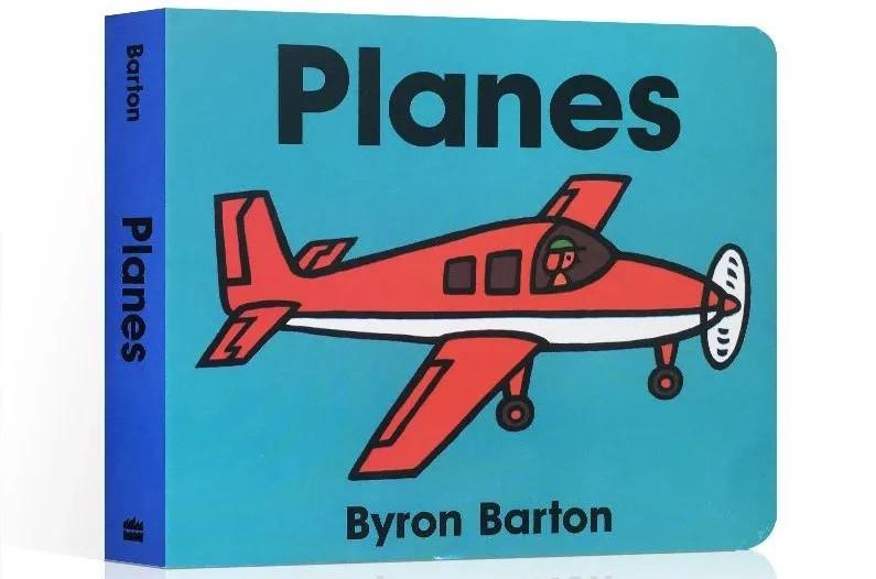 0-6岁宝宝的交通工具书单,我们整理出来给你了!