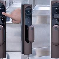 器材屋 篇五十八:六种开锁模式便携且全方位守护安全——旗舰品质TCL K6C智能指纹防盗锁