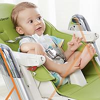 """不做餐桌""""小霸王"""",教你如何挑選安全可靠的寶寶餐椅"""
