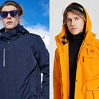 今年秋冬最值得买的冲锋衣,防风透气又保暖