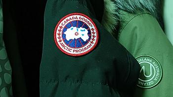 """""""深夜速递""""——Canada Goose 加拿大鹅男士羽绒服"""