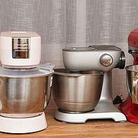 【看这一篇就够了】 篇十一:用过了十几台厨师机,我总结了这篇你会收藏的厨师机选购攻略