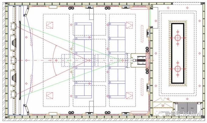 私人影院建设中有关排距和视距的设计要求