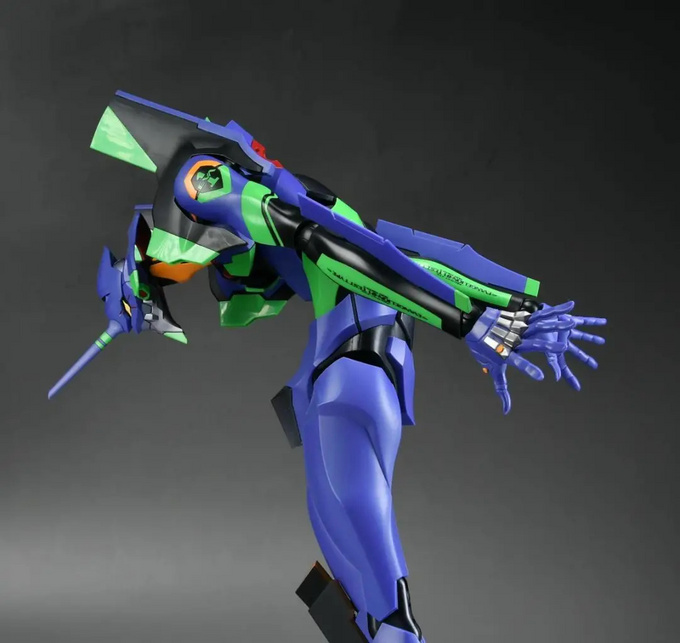 【78动漫官方评测】 万代 Dynaction系列 EVA初号机