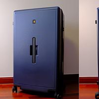 新年新氣象~一個大容積行李箱解決一家人出行問題!新入手的地平線8號28寸行李箱曬單!