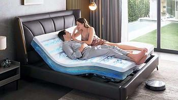芝华仕上新黑科技真皮智能床Z010,价格过万,到底值不值?