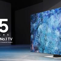 三星电视连续15年全球称王:LG、索尼紧随其后