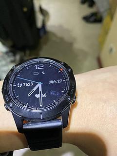 智能运动伴侣——佳明手表