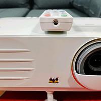 優派viewsonic PX748投影儀4000流明對比X10-4KP