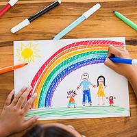 5个在家就能做的绘画涂鸦小游戏,分分钟让皮猴娃专注爱上画画!